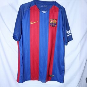 Authentic Barca Jersey